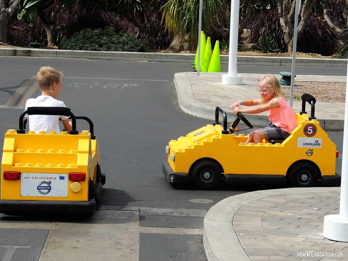 legoland cars