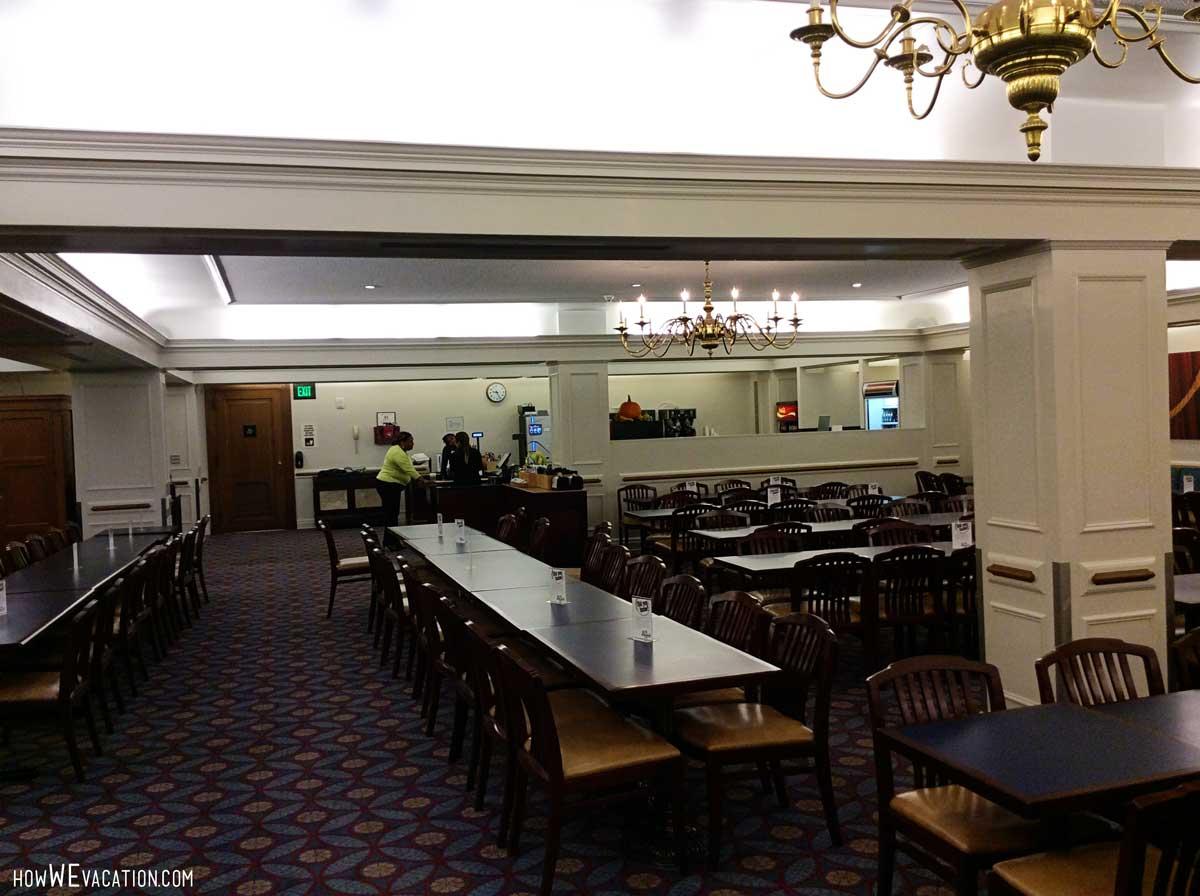 Supreme Court Dining Room