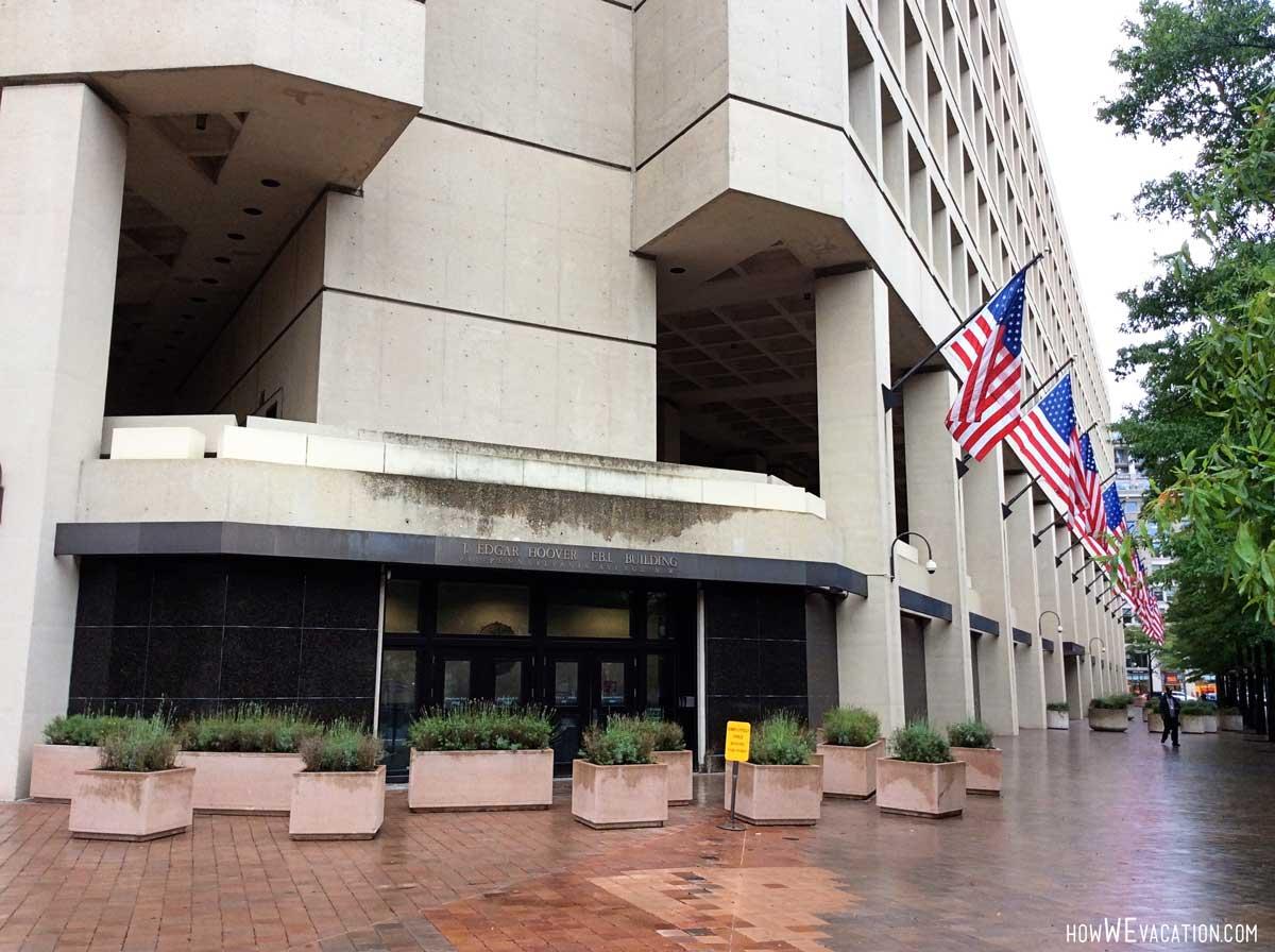 FBI Washington DC