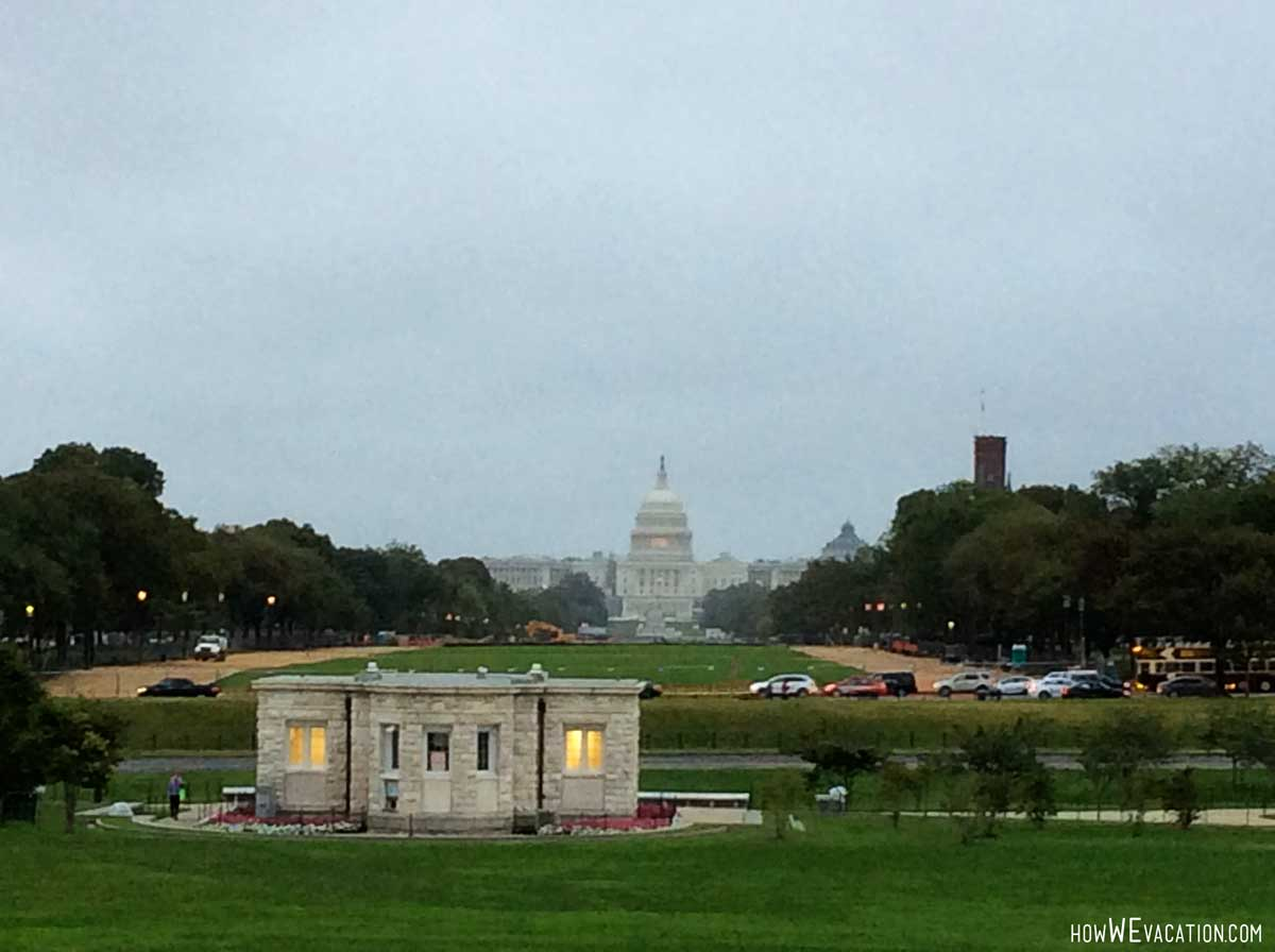 Same Day Tickets for Washington Monument