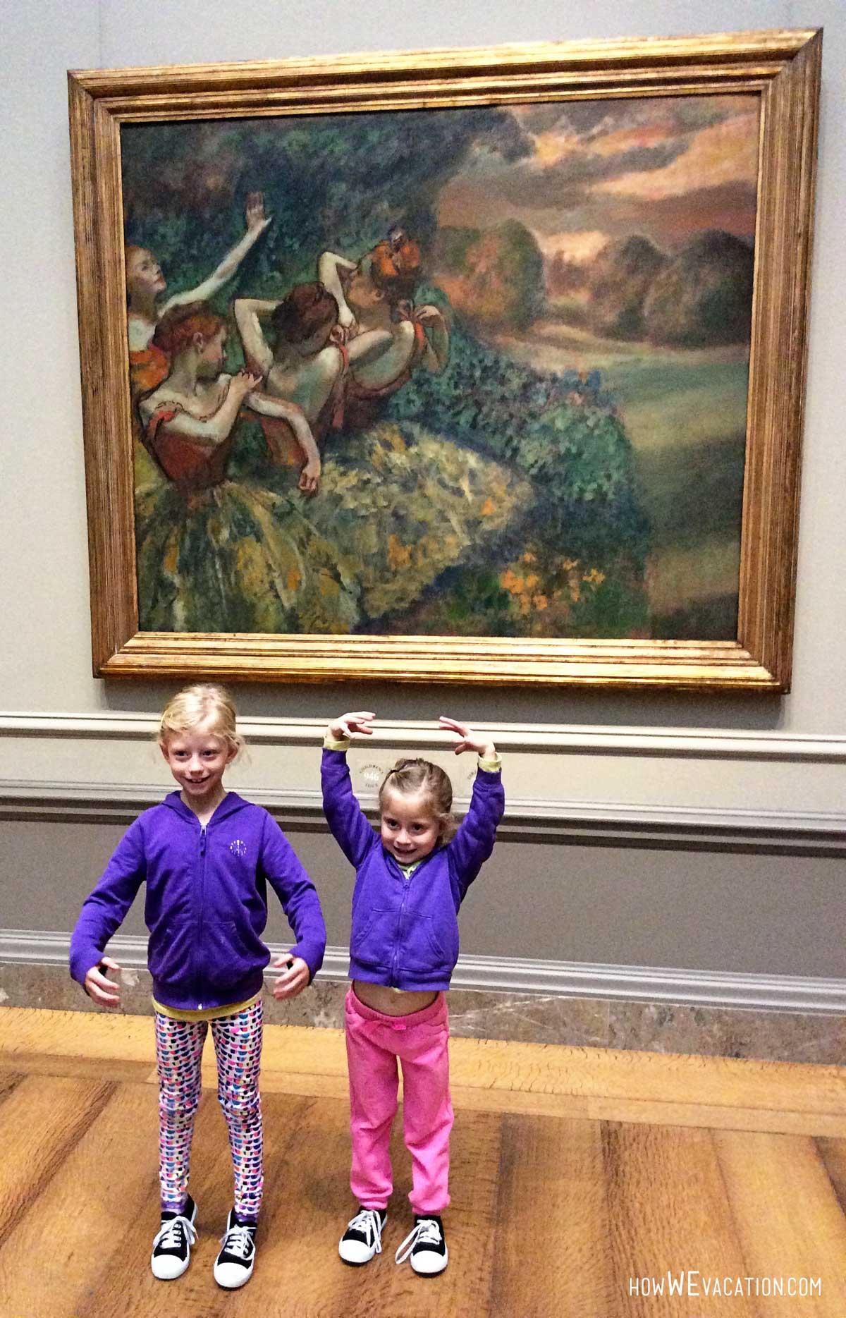 Degas in DC