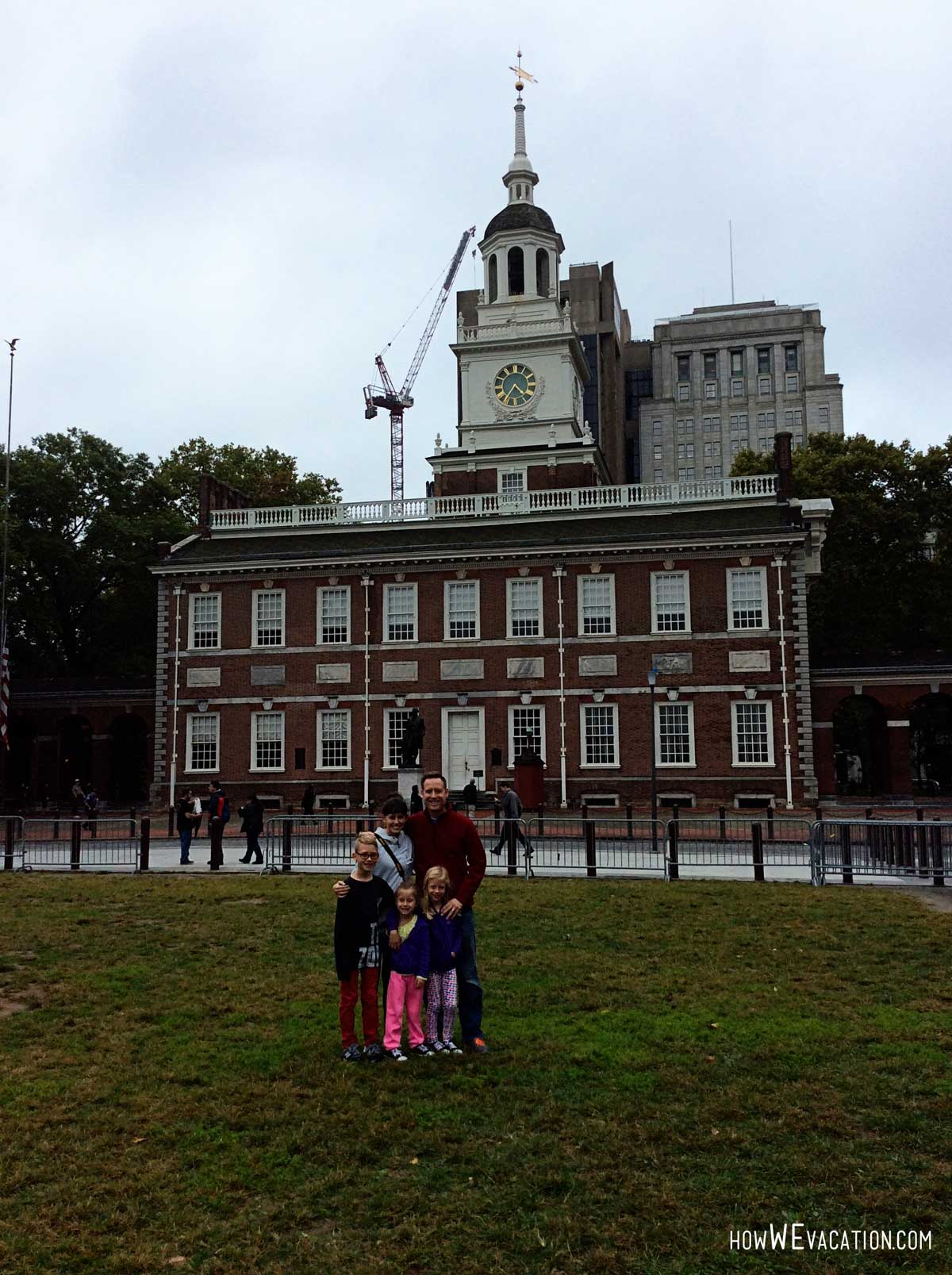 independence hall Philadelphia, pa