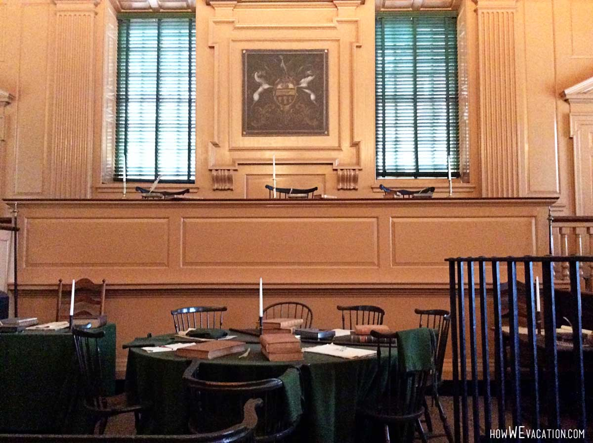 Independence Hall Court