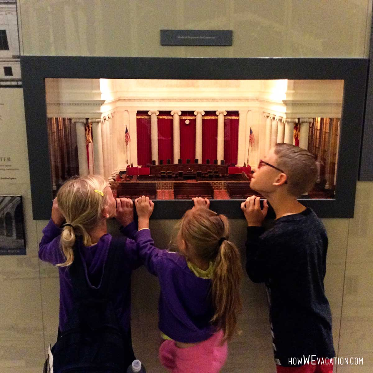 Kids at the Supreme Court