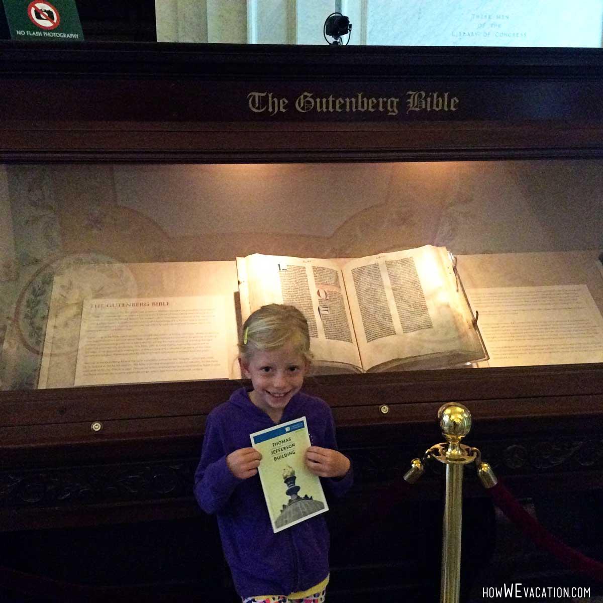 gutenberg bible library of congress