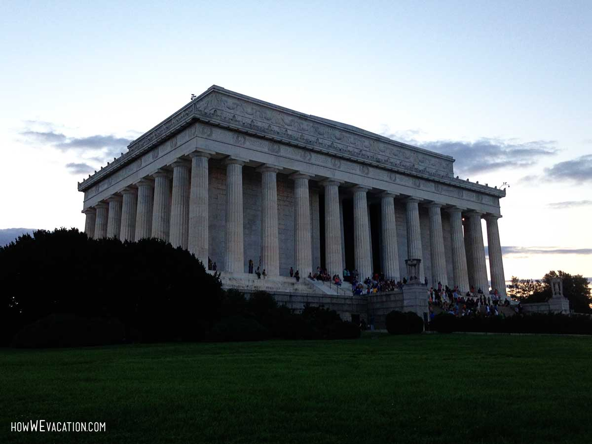 Lincoln Memorial Washington D.C.