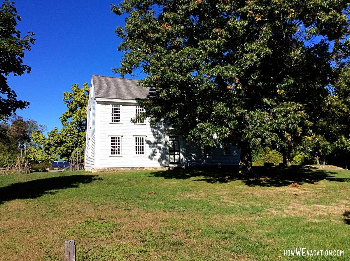 Thoreau Farm