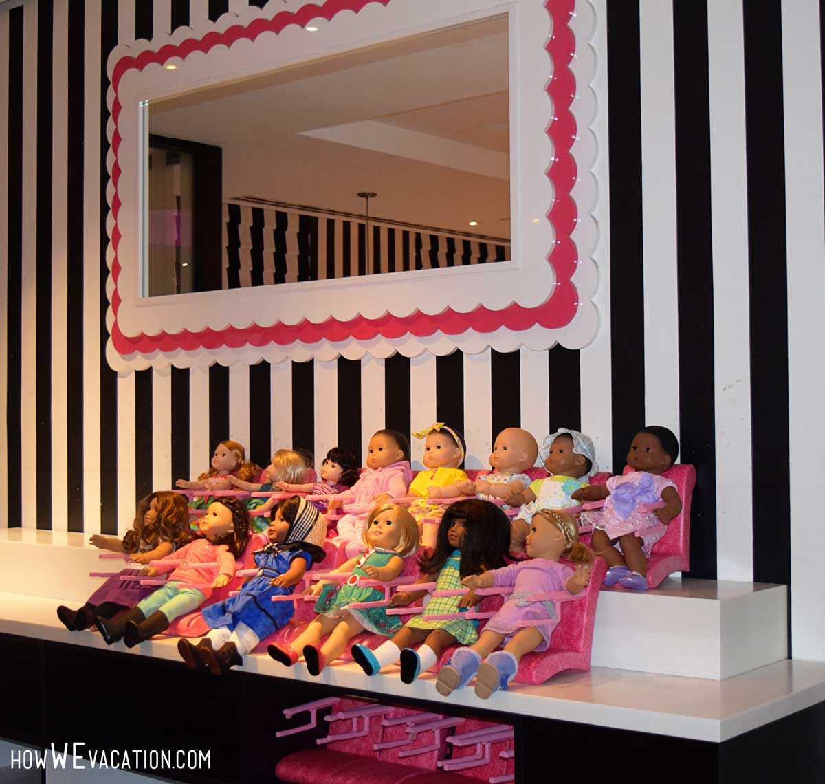 American Girl NYC doll options