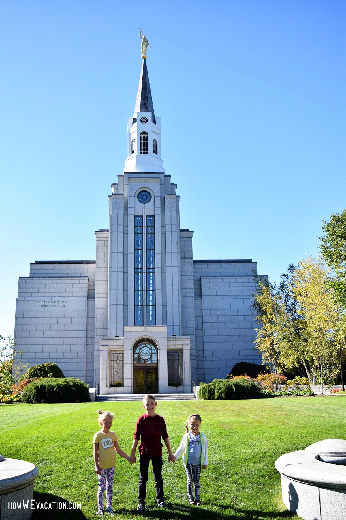 Boston LDS Temple