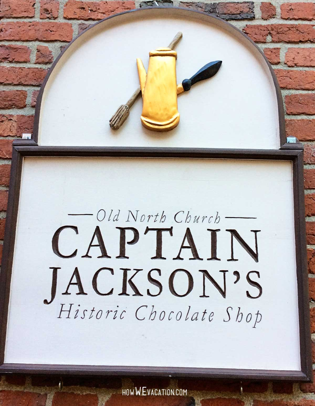 old north church captain jackson's chocolate