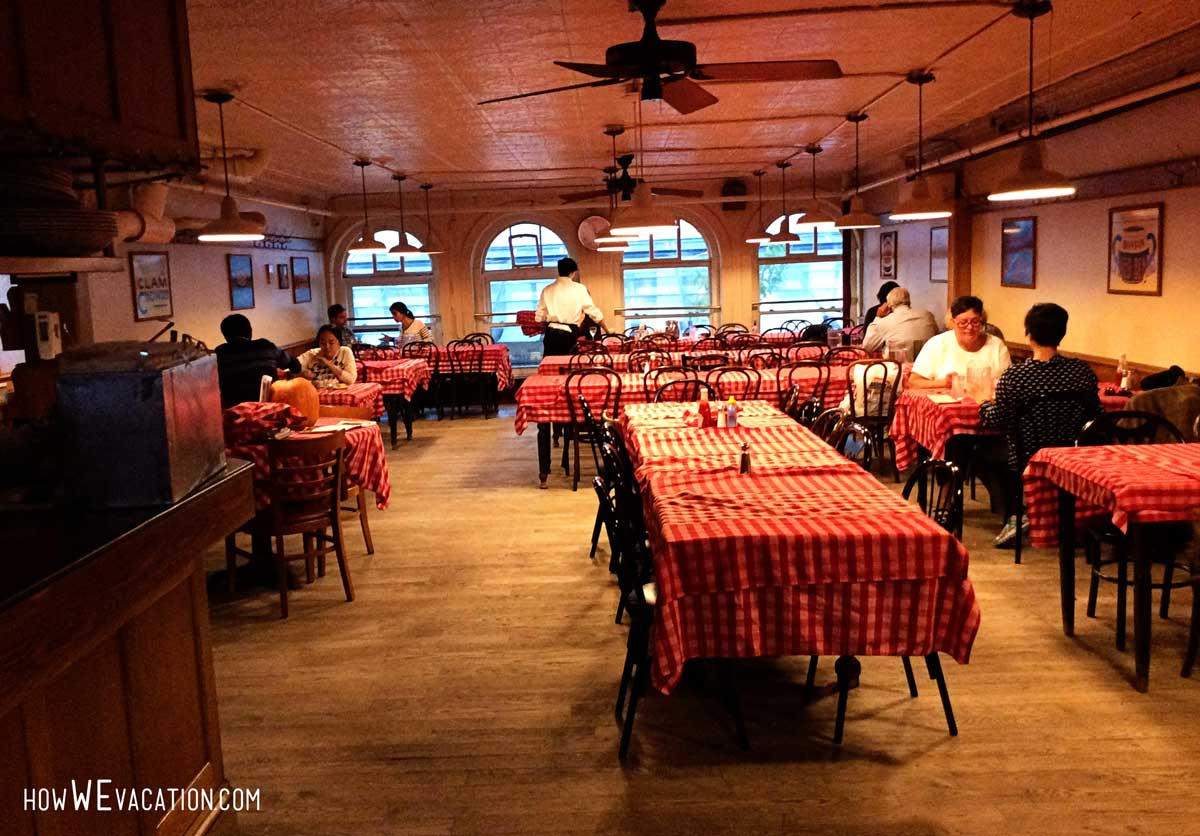 durgin park dining room