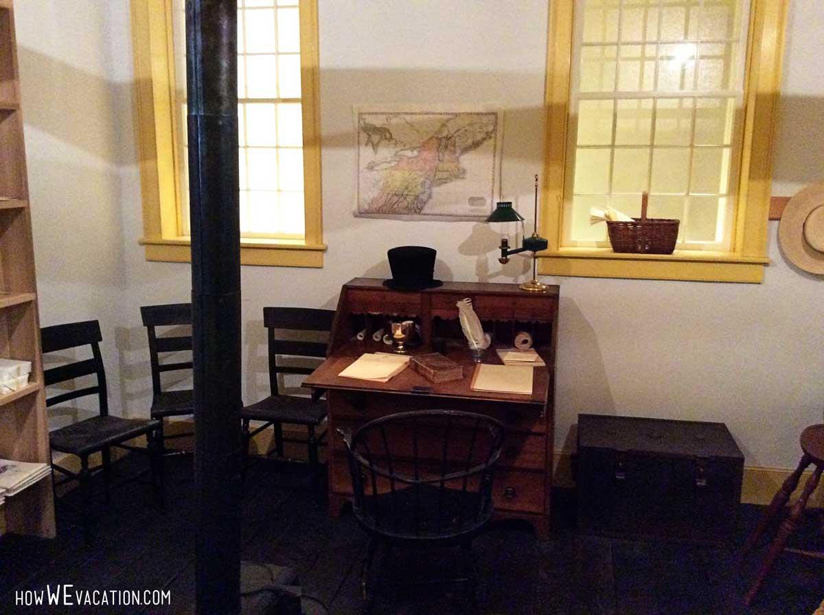 Grandin Print Shop