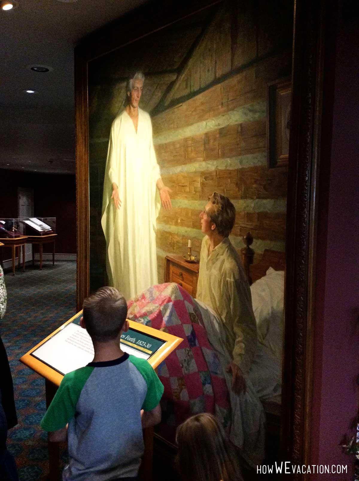 Book of Mormon Come Forth Grandin Print Shop