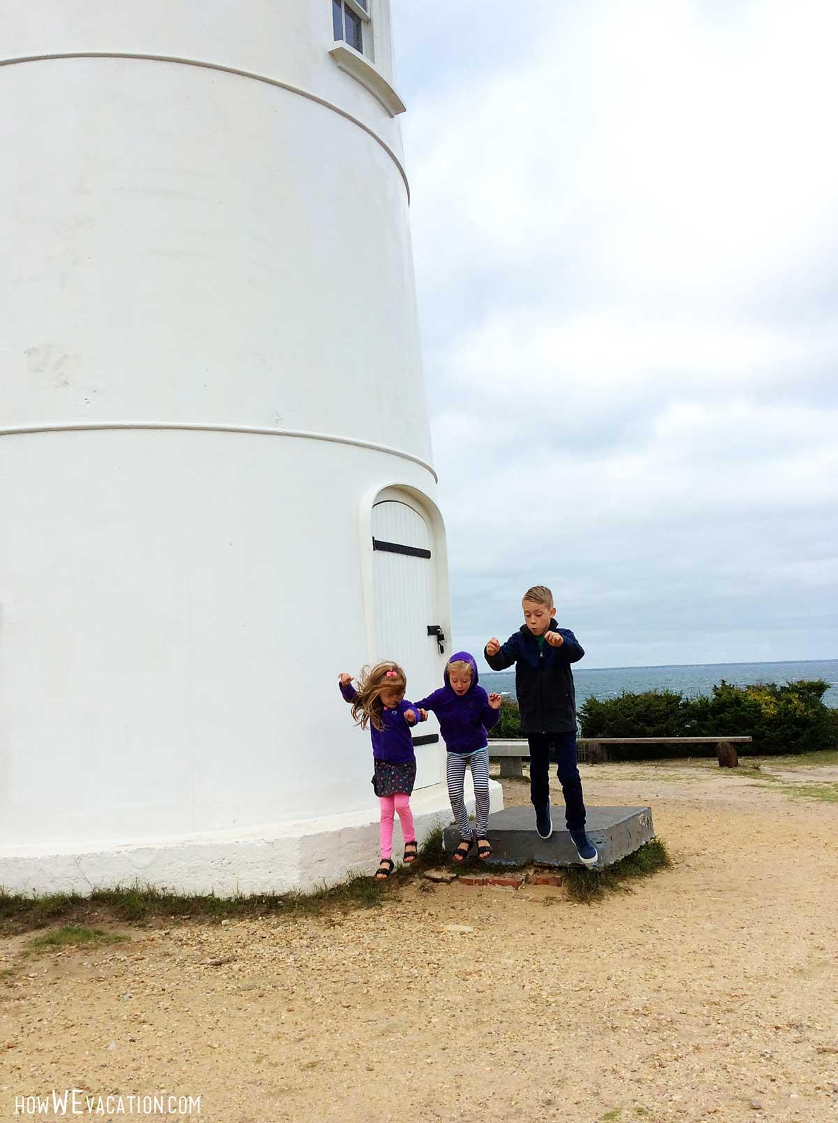 Light House on Martha's Vineyard