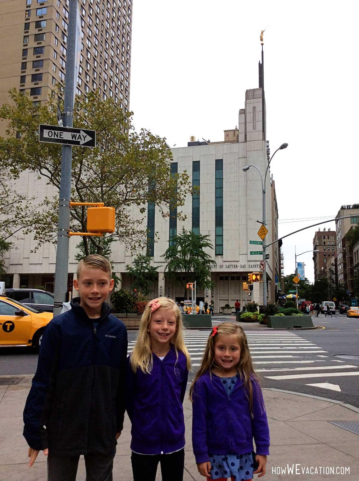 Manhattan LDS Temple