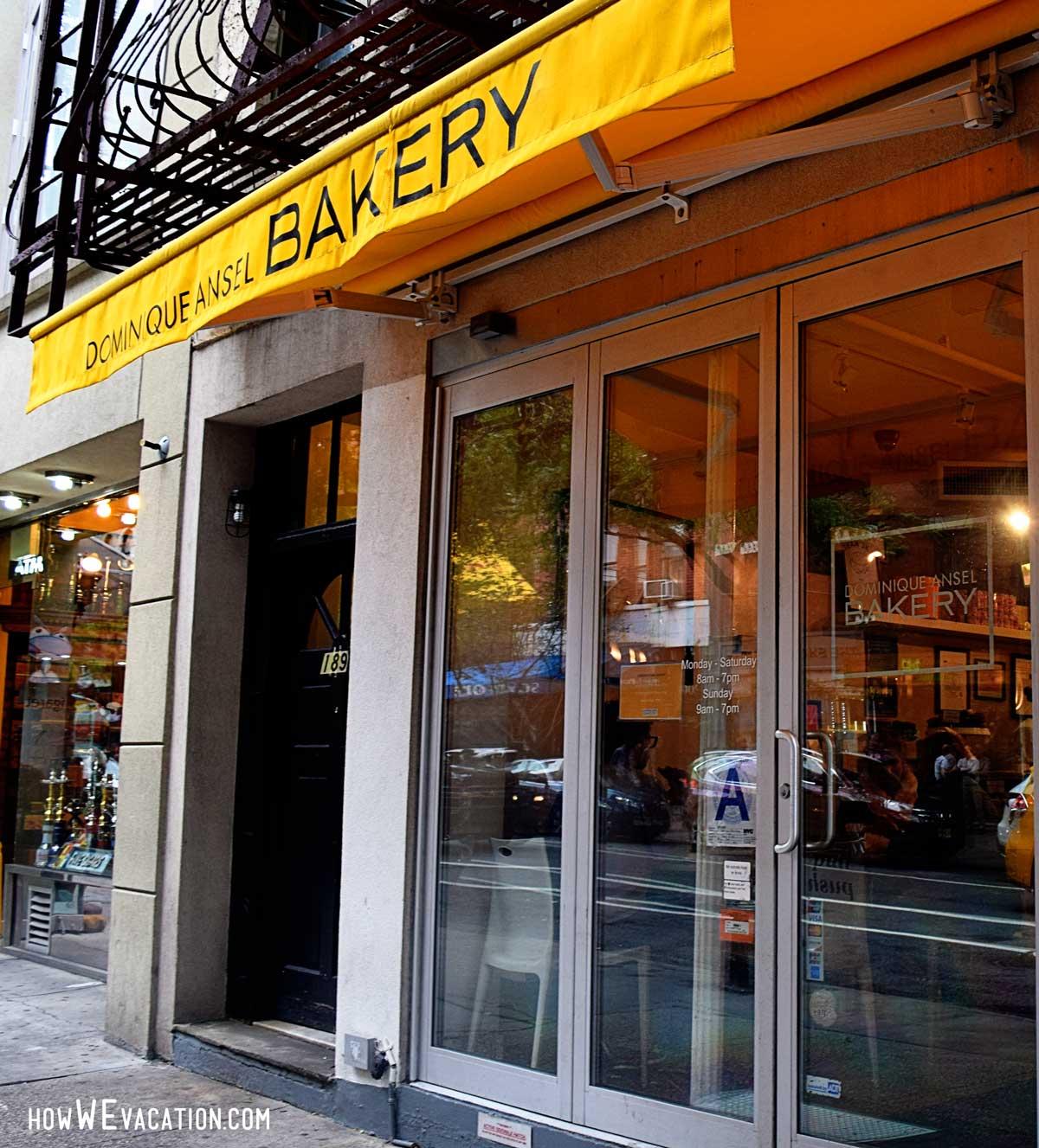 nyc bakery