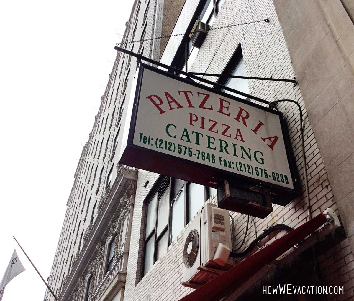 patzeria pizza nyc