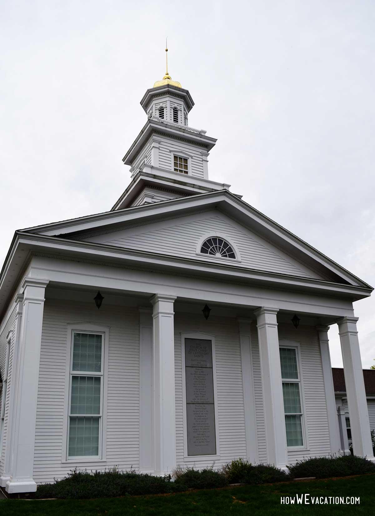 Peter Whitmer LDS Church Visitor Center