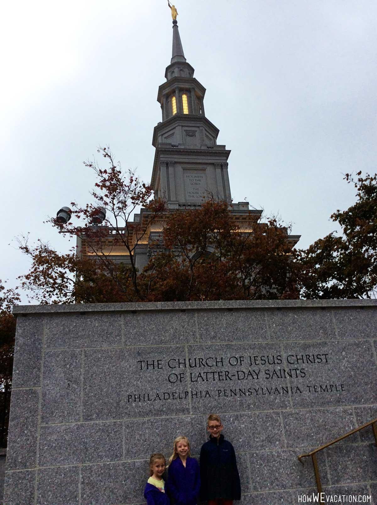 Philadelphia LDS Temple