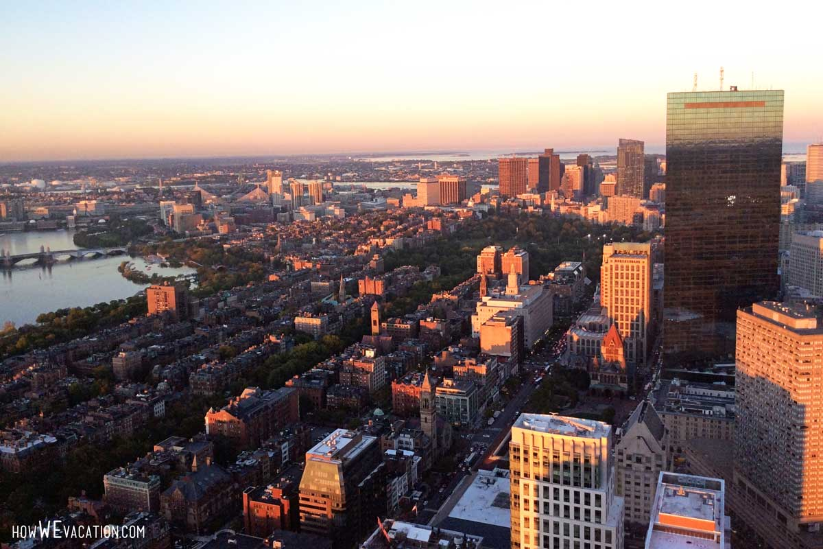 skywalk observatory in boston