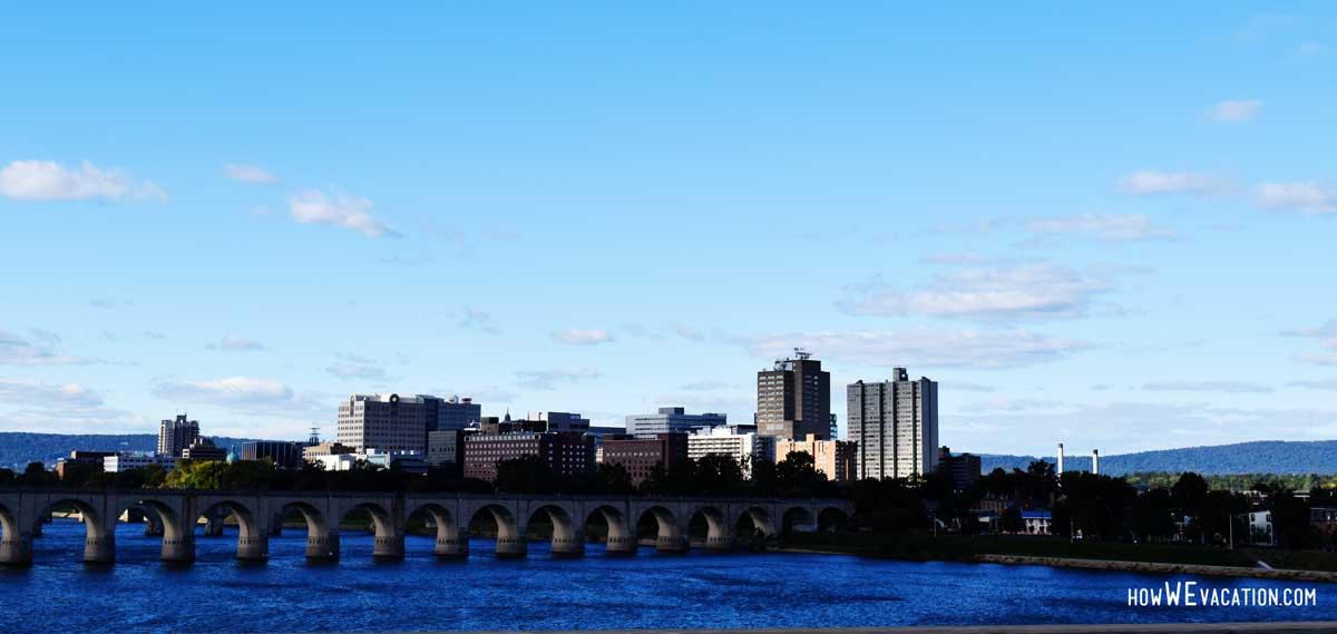 Harrisburg City Line