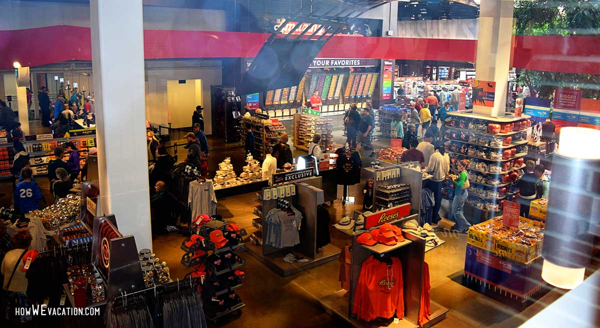 hershey store, pa