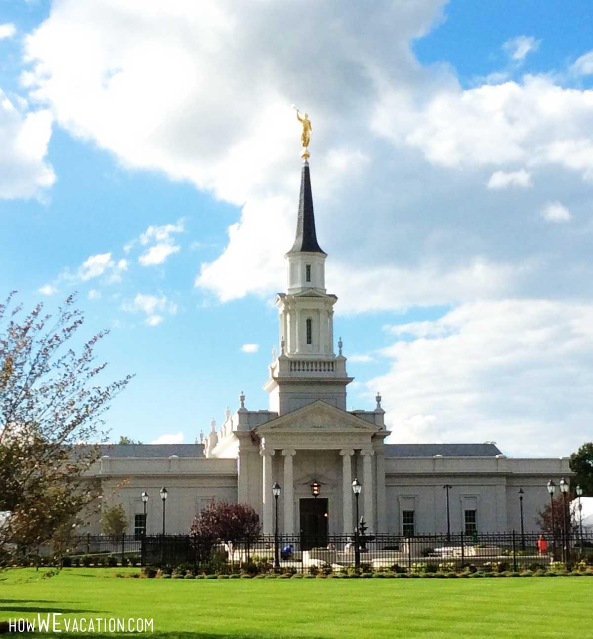 Connecticut LDS Temple