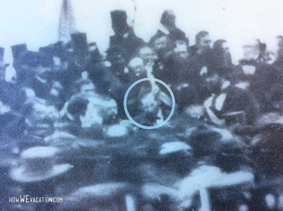 Abraham Lincoln Photo Gettysburg