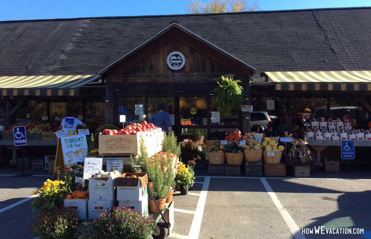 Woodstock Farmer's Market