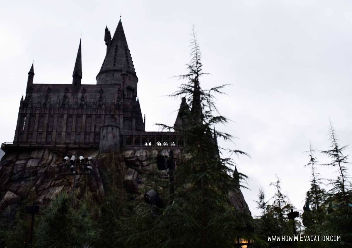 harry potter forbidden journey