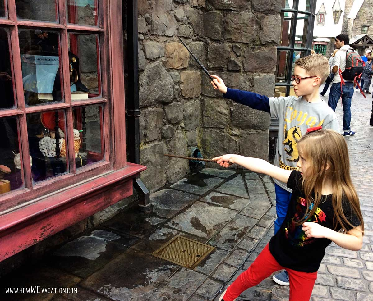 Ollivanders at Hollywood Studios