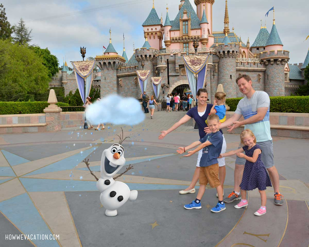 Photo Magic at Disneyand