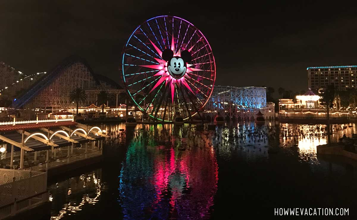 World of Color with MaxPass